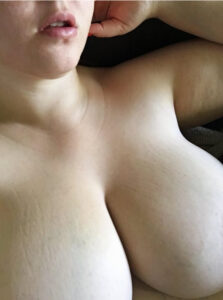 Ruby's Boobies - these figure into much of my kink and fetish play
